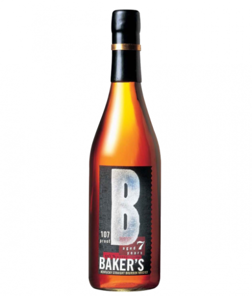 Baker's 7Yr Bourbon Whiskey 750ml