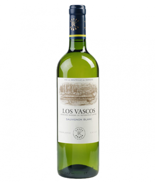 2018 Los Vascos Sauvignon Blanc 750Ml