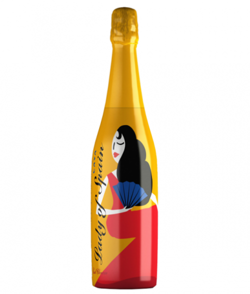 Paul Cheneau Lady Of Spain Cava Brut 750ml NV