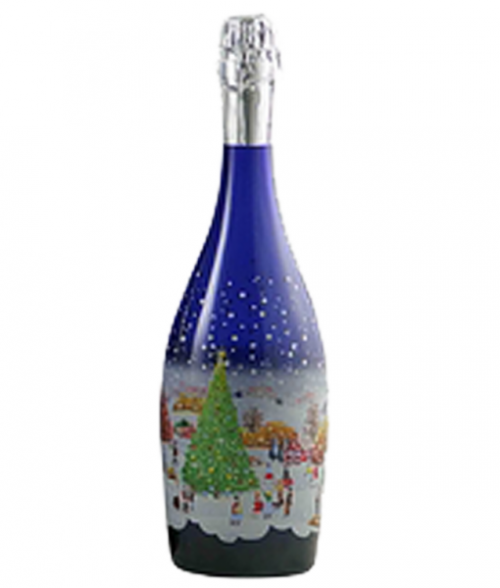 Villa Jolanda Christmas Label 750ml NV