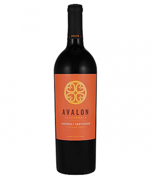 2017 Avalon Cabernet Sauvignon 750Ml