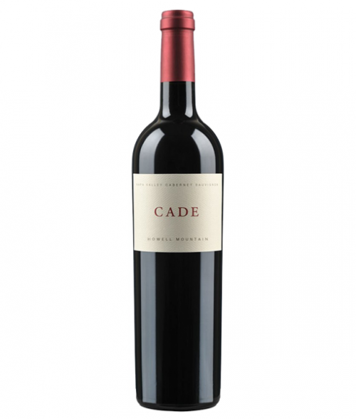 2017 Cade Howell Mountain Cabernet Sauvignon 750ml