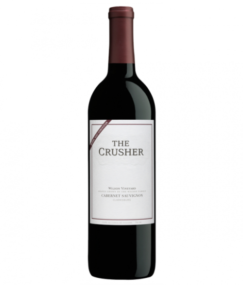 2017 Crusher Cabernet Sauvignon 750ml