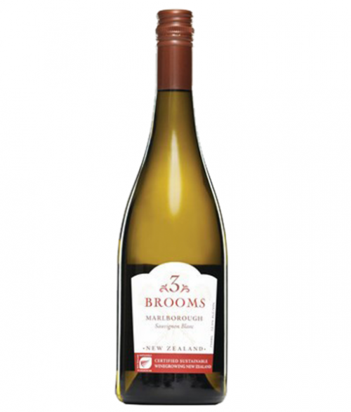 2019 3 Brooms Sauvignon Blanc 750ml