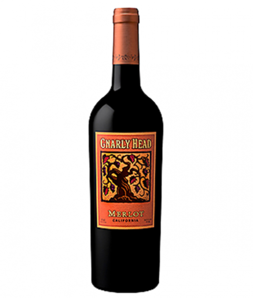 Gnarly Head Merlot 750ml NV