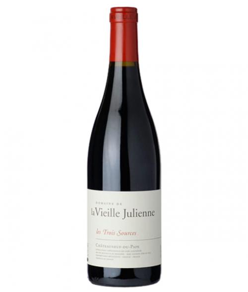 2010 Domaine de la Vieille Julienne Les Trois Sources Chateauneuf-Du-Pape 750ml