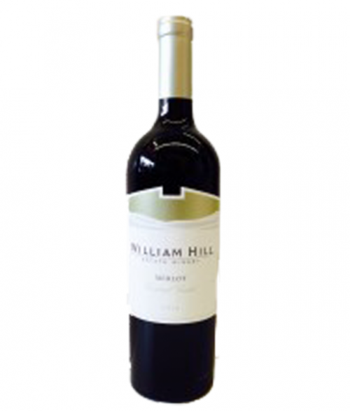 William Hill Central Coast  Merlot 750ml NV