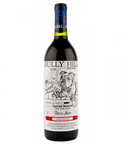Bully Hill Baco Noir 750ml NV