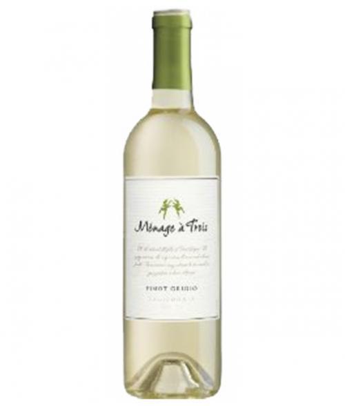 Menage A Trois Pinot Grigio 750ml NV