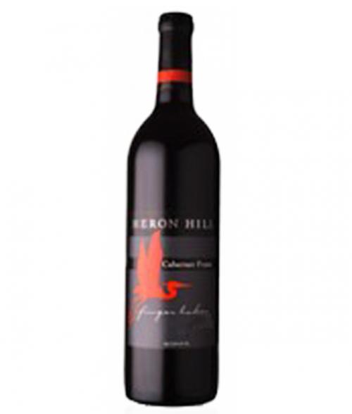 2017 Heron Hill Cabernet Franc 750ml