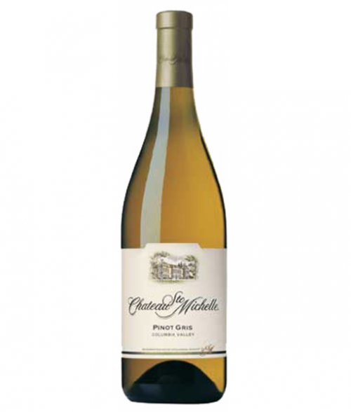 Chateau Ste Michelle Pinot Gris 750Ml NV
