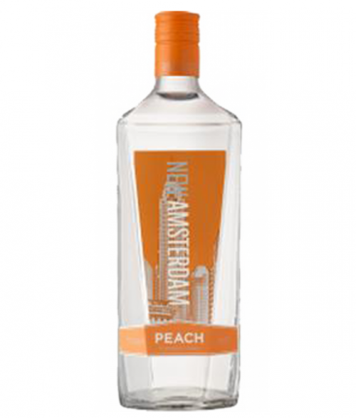 New Amsterdam Peach Vodka 1.75L