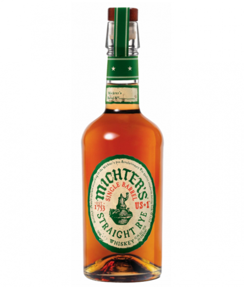 Michter's US-1 Small Batch Straight Rye 750ml