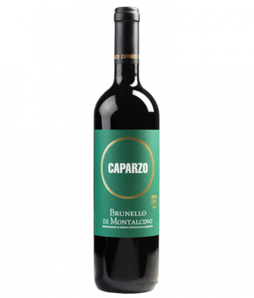 2015 Caparzo Brunello Di Montalcino 750ml