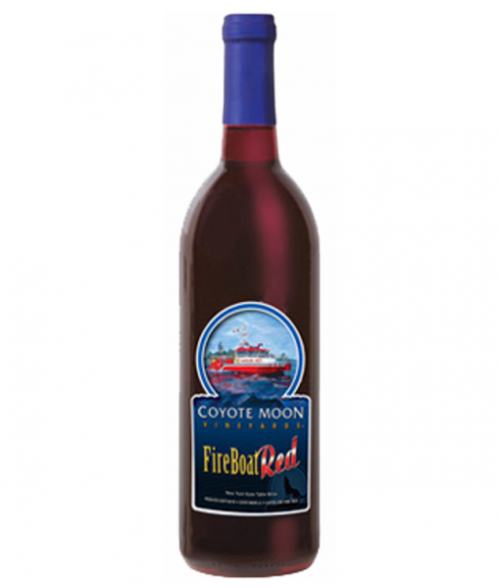 Coyote Moon Fireboat Red 750ml NV