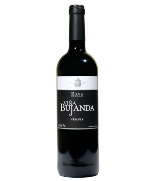 2016 Vina Bujanda Crianza 750ml