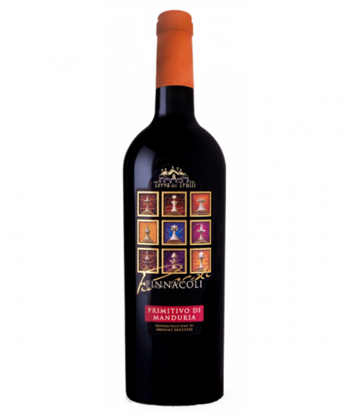 2014 Pinnacoli Primitivo di Manduria 750ml