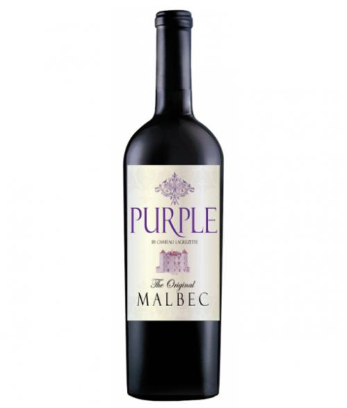 Chateau Lagrezette Purple Malbec