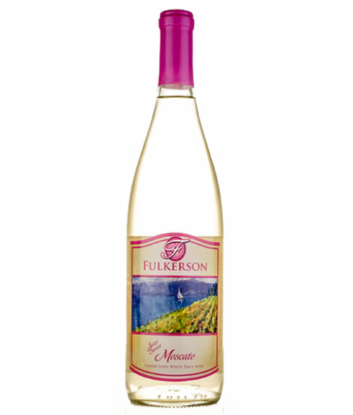 2016 Fulkerson Moscato 750Ml