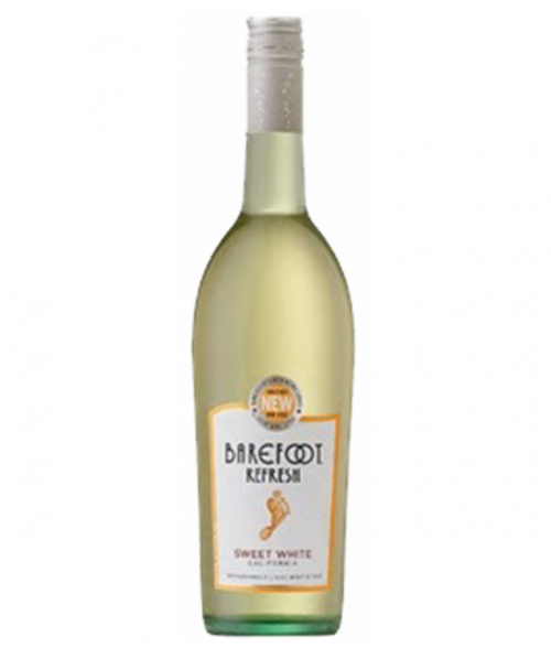 Barefoot Refresh Moscato 750ml NV