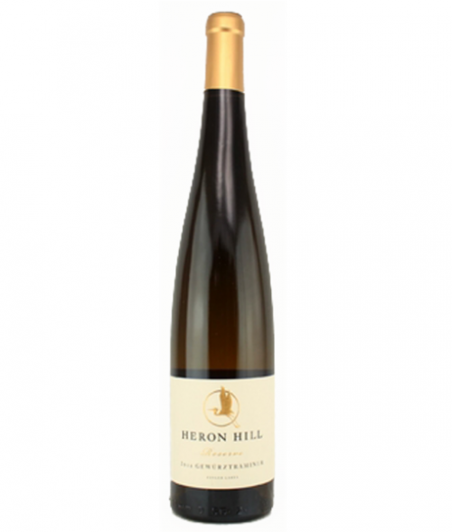 Heron Hill Reserve Gew 750Ml