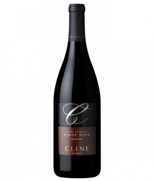 Cline Cool  Climate Pinot Noir NV 750Ml