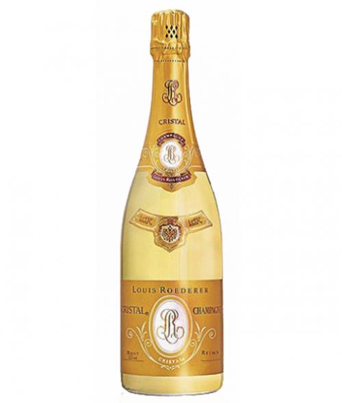 2009 Roederer Cristal Champagne 750Ml