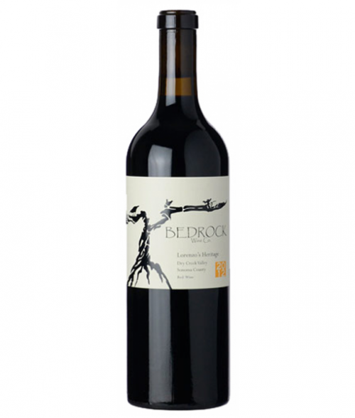 2016 Bedrock Lorenzo's Heritage Red 750ml