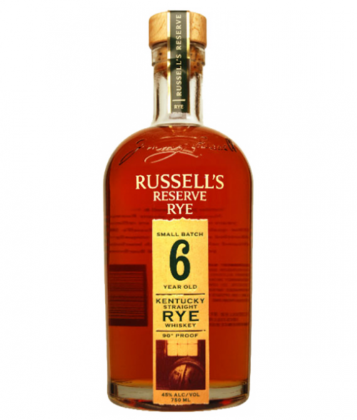 Russell's Reserve 6Yr Rye 750Ml