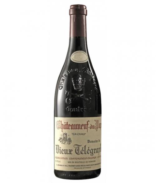 2018 Vieux Telegraphe La Crau Chateaneuf Du Pape 750ml