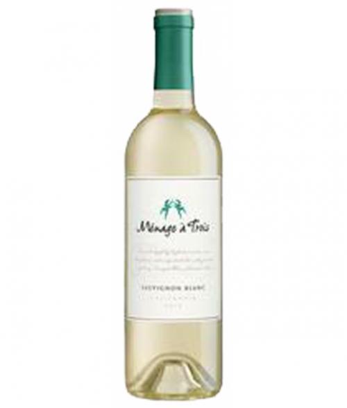 Menage A Trois Sauvignon Blanc 750Ml NV