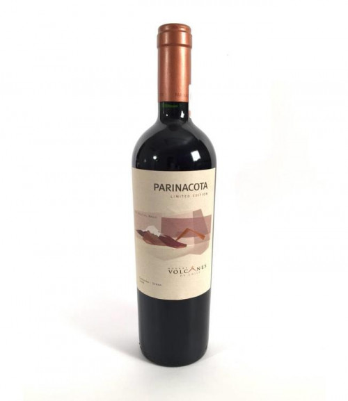 2016 Bodega Volcanes Parinacota Red 750Ml