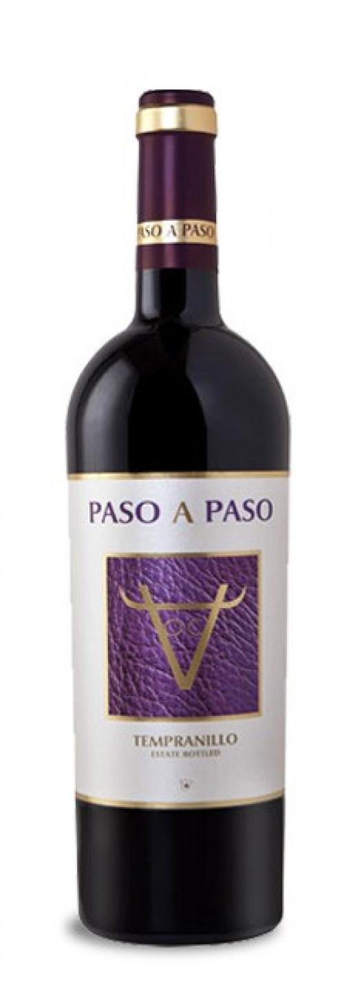 2017 Paso A Paso Tempranillo 750ml