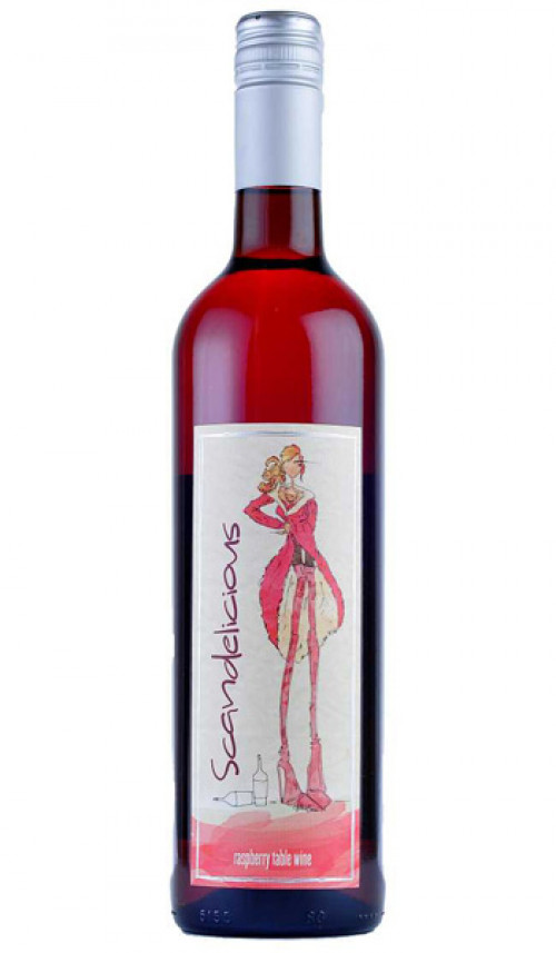 Three Brothers Passion Feet Scandelicious Raspberry 750Ml NV