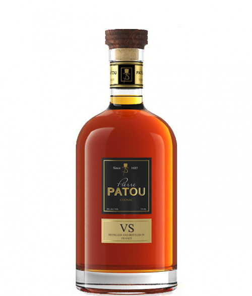 Pierre Patou VS Cognac 750Ml