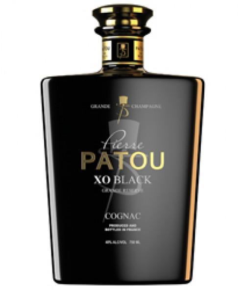 Pierre Patou Xo Black Cognac 750ml