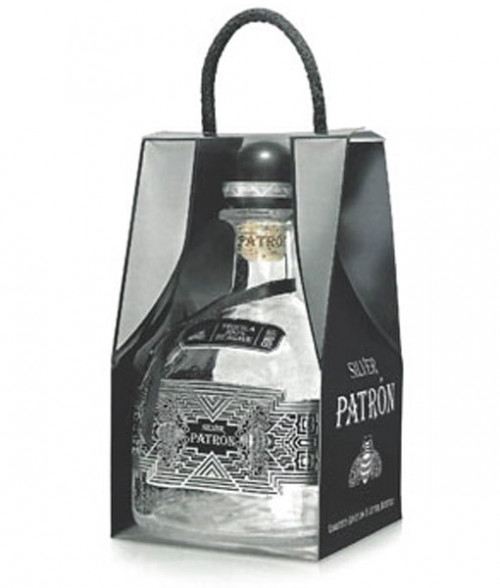 Patron Silver 1L Limited Ed