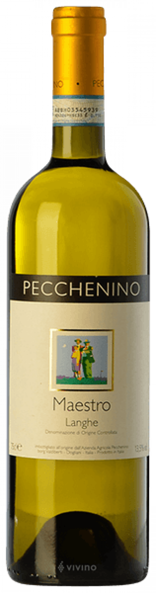 2017 Pecchenino Maestro White 750ml