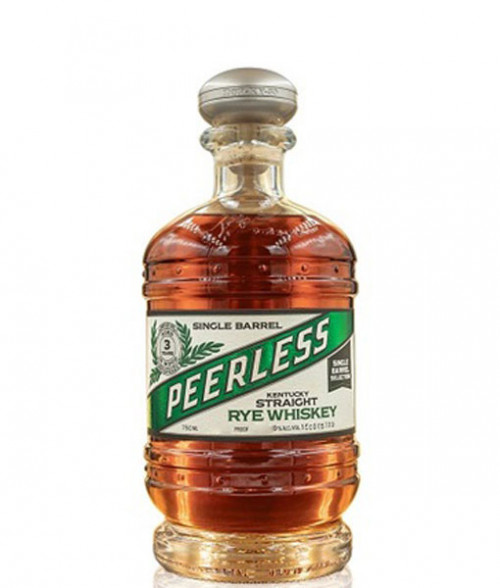 Peerless Single Barrel Rye Whiskey 750ml Hand Selected by Lisa's