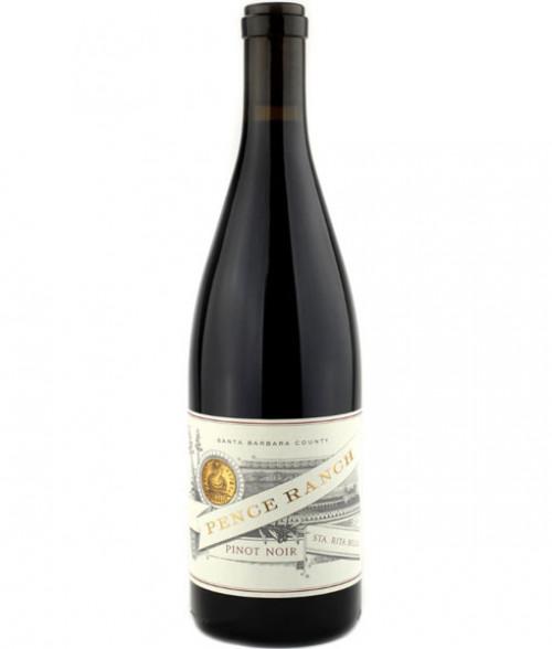 2018 Pence Ranch Pinot Noir Santa Rita Hills 750Ml
