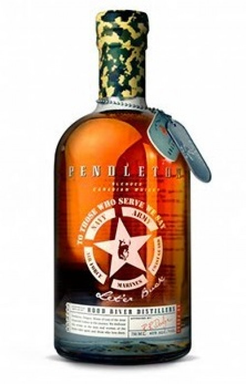 Pendleton Those Who Serve 750ml