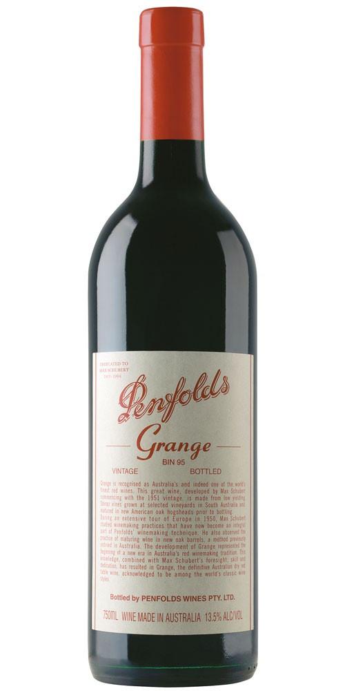 2014 Penfolds Grange Bin 95 750ml