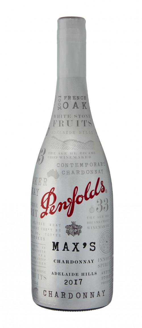 2017 Penfolds Max's Chardonnay 750ml
