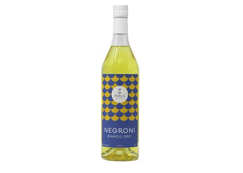 Perla Cocktails Negroni Bianco Oro 750ml