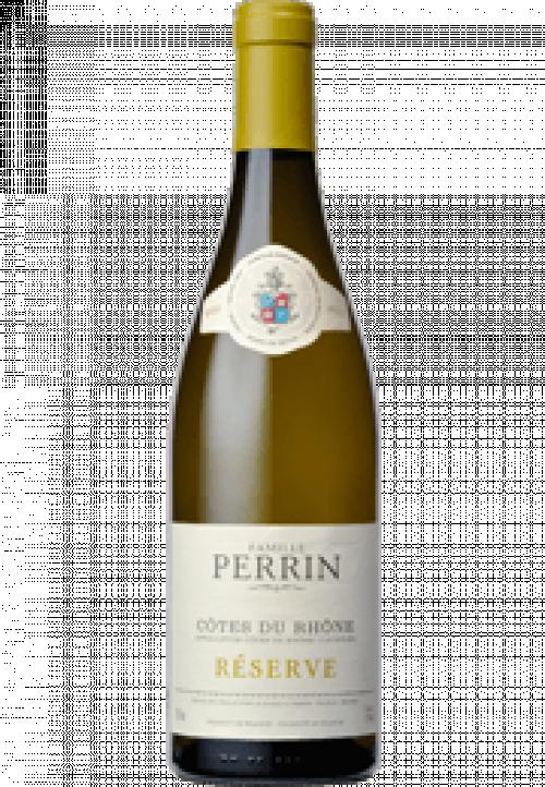 2018 Famille Perrin White Cotes Du Rhone 750Ml