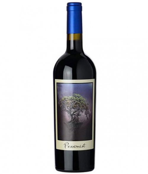 2017 Pessimist Paso Robles Red Blend 750ml