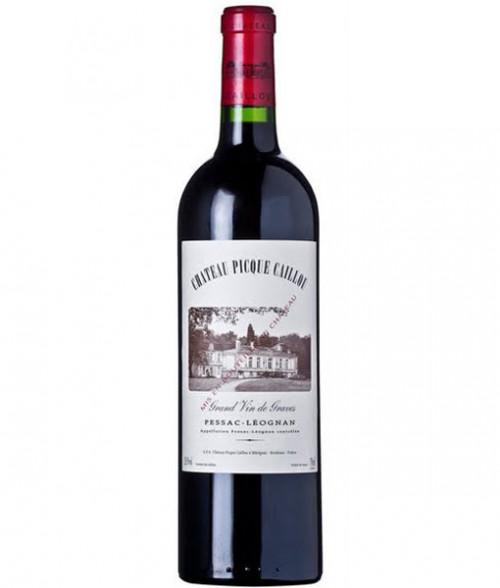 2015 Chateau Picque Caillou Red Pessac-Leognan 750ml