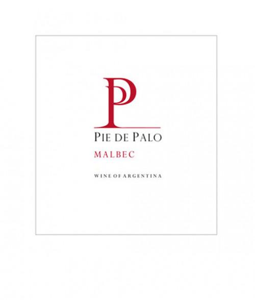 2018 Pie De Palo Malbec 750ml