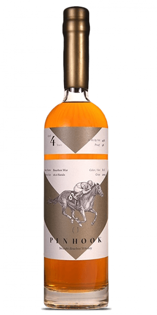 Pinhook 4Yr Bourbon War 750ml