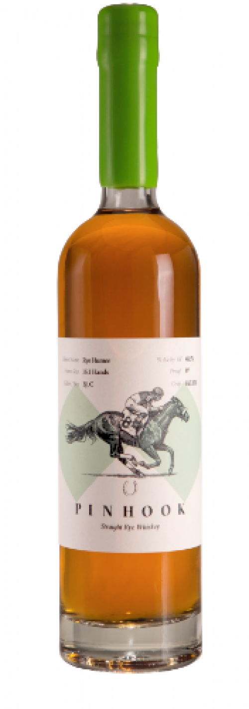 Pinhook Humor Straight Rye Whiskey 750ml